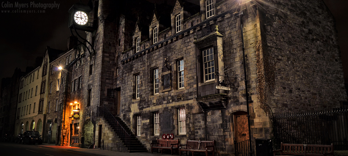 Old Edinburgh Facebook