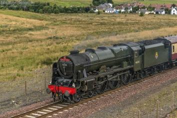 Borders Railway - LMS Royal Scot (46100)