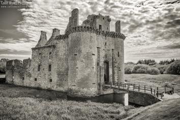Dumfries & Galloway - Caerlaverock-Castle