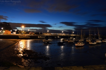 East Lothian - Fisherrow Harbour, Musselburgh