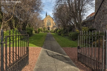 East Lothian - St Andrew's High Church, Musselburgh