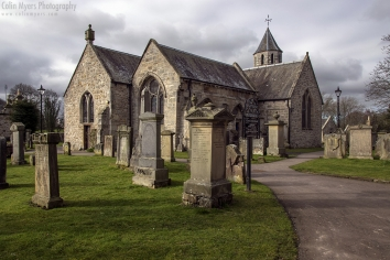 East Lothian - Pencaitland Parish Church