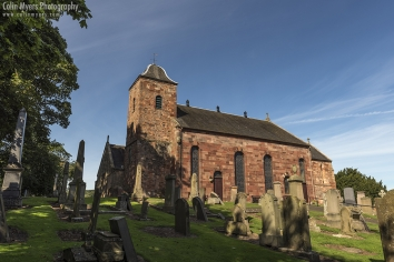 East Lothian - Prestonkirk Parish Church