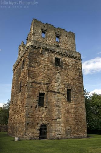 East Lothian - Preston Tower