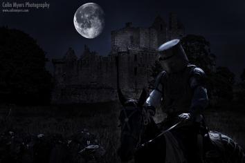 """Knights of Craigmillar"" - Digital Painting/Artwork (Colin Myers)"