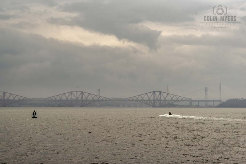 07 The 3 Bridges From Forth