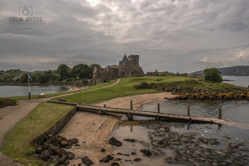 14 Inchcolm Abbey & Beaches