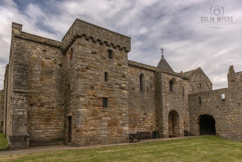 19 Inchcolm Abbey