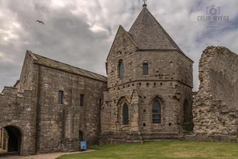 21 Inchcolm Abbey