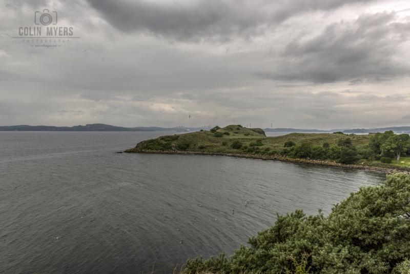 28 Inchcolm Island