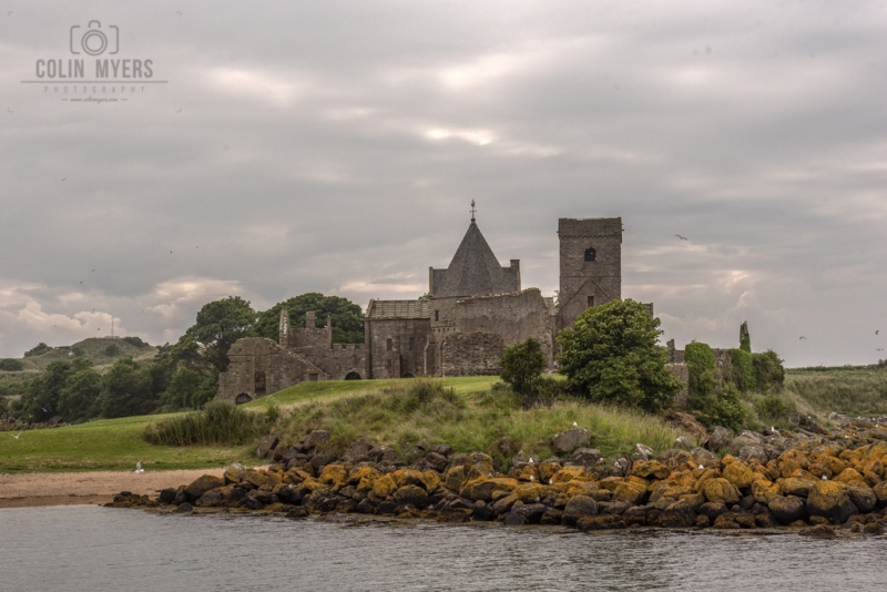 39 Inchcolm Abbey (From Boat)