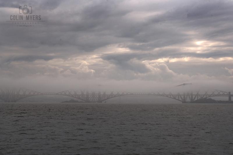 43 Misty Forth Bridge