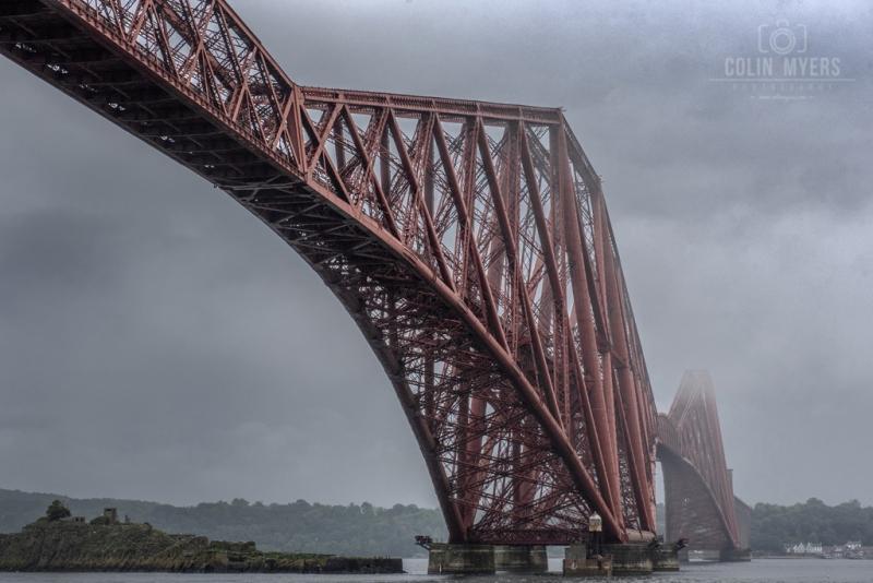 46 Forth Bridge Mist