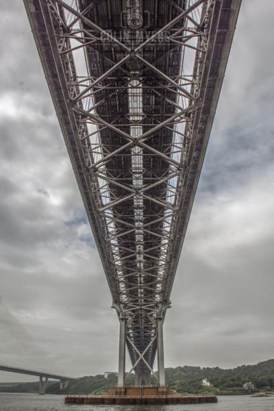 47 UNDER The Forth Road Bridge