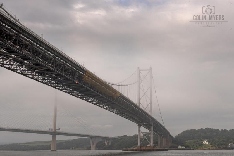 51 Forth Road Bridge & Queensferry Crossing
