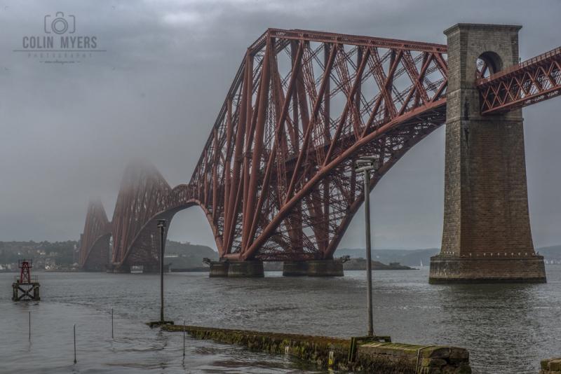 53 Forth Bridge (From Boat)