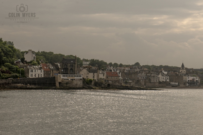 54 South Queensferry (From Boat)