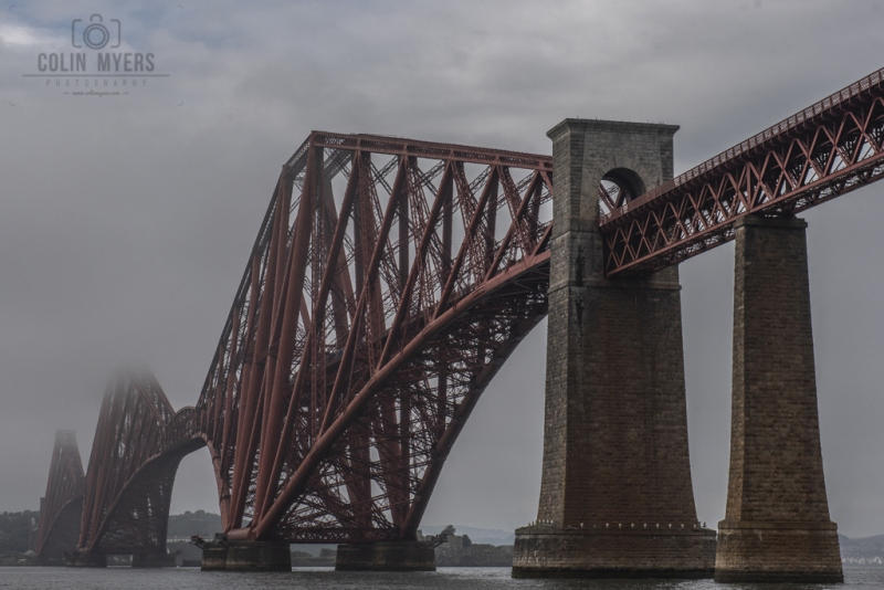 56 Forth Bridge (From Hawes Pier)