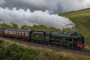 Steam Train Gallery (including Flying Scotsman)