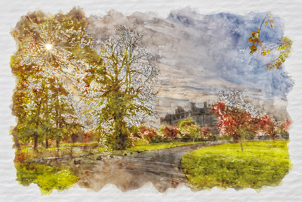 Colin Myers Paintings & Sketches Gallery